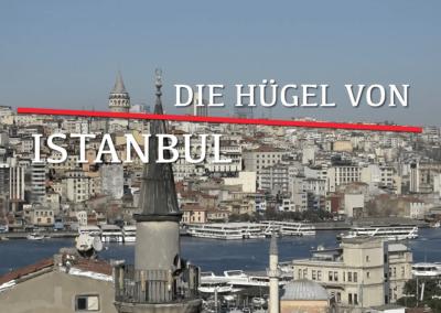 Die Hügel von Istanbul